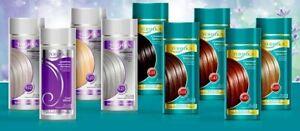 Tonika Hair Colouring Tinting Balsam Conditioner Colourant Wash Out No Amonia