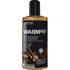 Warm Up Coffee Massage Oil - aceite de masaje efecto calor 150 ml Joydivision