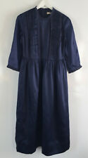 ORLA KIELY ORGANZA FITTED DRESS - Size UK8 / US 4 / EUR 32