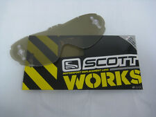 NEW SCOTT HI VOLTAGE WORKS REPLACEMENT GOGGLE LENS ROSE OFFROAD MX SX 206709-108