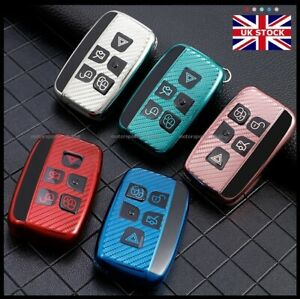 Car Remote Key Fob Cover Case Protector For Land Rover Range Rover Jaguar t45cf*