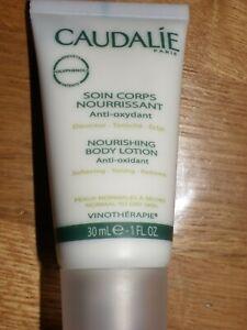 Soin Corps Nourrissant Anti-Oxydant tube de 30 ml marque CAUDALIE NEUF