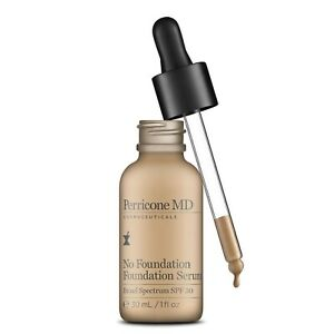 Perricone MD No Foundation Foundation for Fair Skin, 1 Oz