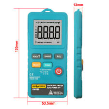 RM088 Card type Digital Multimeter 8000 counts Frequency True-RMS Flash light