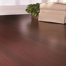 "NEW Home Decorators Strand Woven Mahogany 1/2""Tx5-1/8""Wx72"" Bamboo Flooring"