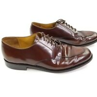 Cole Haan Calhoun Brown Leather Dress Oxford Shoes C00590 Men's Size 11D EUC