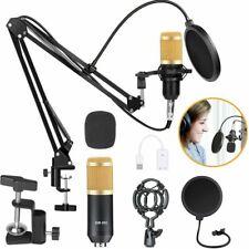 Bm-800 Professional Broadcasting Studio Recording Condenser Microphone Mic Kit