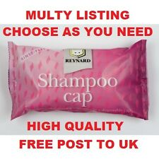 Reynard No Rinse Conditioning Disposable Shampoo Cap Waterless Wash Multy Qty