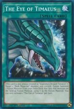 *** THE EYE OF TIMAEUS *** 3 AVAILABLE! FIRST EDITION LEDD-ENA21 YUGIOH!