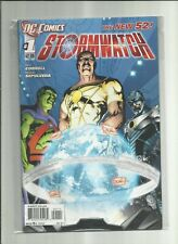 STORMWATCH .# 1 . THE NEW 52. DC Comics.