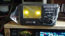 Ham Radio SWR METER 0-250 Watts VHF +UHF Cross Needle Easy-Read Lighted SX-144.2