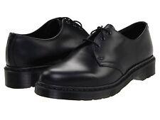 Men's Shoes Dr. Martens 1461 Mono 3 Eye Leather Oxfords 14345001 Black *New*