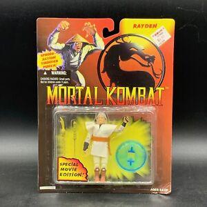 Mortal Kombat Rayden Special Movie Edition Action Figure 1994 Hasbro Brand New