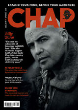 The Chap Magazine. No 99 Spring 2019 Billy Zane, Peter O'Toole