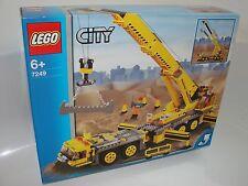 LEGO® City 7249 Mobiler Baukran NEU OV _XXL Mobile Crane NEW MISB NRFB
