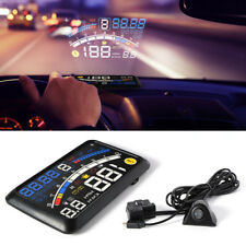 5.5-inch high-definition screen head-up display data projection automatic alarm