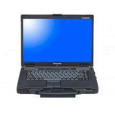 Panasonic CF-52 Toughbook Intel Core 2 Duo  3gig 750gb DVDRW WiFi Win XP Pro SP3