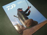 DAIWA. 2013 EGING FISHING TACKLE CATALOGUE.