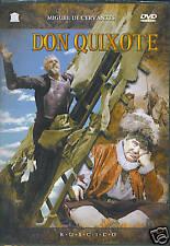 DVD russian Don Quixote Дон Кихот Don Quijote Ruscico