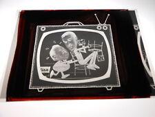#1502 PHOTO NEGATIVE -  ADVERTISING - 1967 NISS FURNITURE - MILWAUKEE - TV
