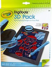 Crayola DigiTools 3-D Pack For iPad only