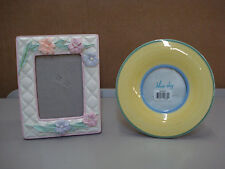 New 2  Picture Frames Multi #70C