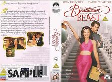 The Beautician & The Beast Video Promo Sample Sleeve/Cover #10205