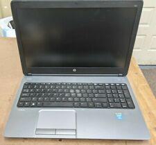 "HP PROBOOK 650 G1 INTEL i5-4200M 2.5GHz 4GB RAM 15.6"" NO HDD/OS LAPTOP [Z5]"