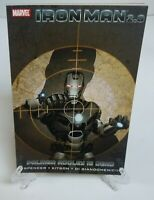 Iron Man 2.0 Palmer Addley is Dead Vol. 1 Marvel Comics TPB Trade Paperback New