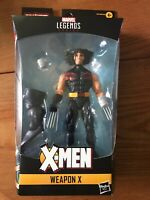 Marvel Legends X Men Age Of Apocalypse WEAPON X Figure Sugar Man BAF
