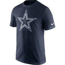 New Licensed Dallas Cowboys NIKE Classic Mens Essential Star Logo T-Shirt Size L