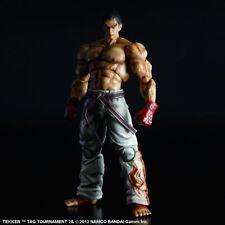 Play Arts Kai Tekken Tag Tournament 2 Mishima Kazuya Action Figure Model Statue