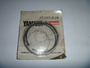 Yamaha DT175 1974-1976 YT175 1975-1976 3rd OS Pn 443-11610-30