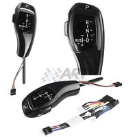 Palanca de cambio automático para Bmw E60 E61 pomo tipo Joystick led color negro