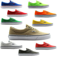 Vans Off The Wall Era 59 MLX Plain Lpe Unisex Casual Lace Up Canvas Trainers