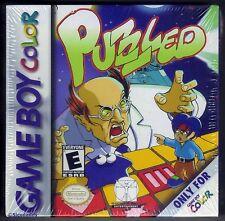 GBC Perplesso (2001), Nintendo Nuovo di Zecca & Sigillato in Fabbrica