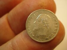 FRANCE  SILVER 20    CENTIMES   1860 A