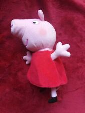 Talking Peppa Pig plush