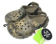 Crocs Offroad Sport Realtree Xtra Clogs MENS 7 Camouflage NEW