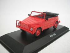 VW Volkswagen 181 1979 Red 1/43 maxichamps 940050031 New