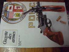 µ? Revue Gazette des Armes n°82 1940 Ardennes Pistolets Multicanon Transmission