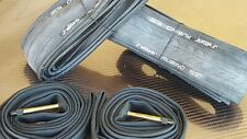 Vittoria Rubino PRO III Folding Tyre (700x23) Road Bike Clincher (NEW) Black