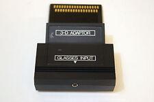 OFFICIAL OEM 3-D ADAPTER For Sega Master GLASSES 3D ADAPTOR