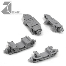 Zinge Industries APC Vehicle Suspension 1 pair of axels (front and back) S-TAU04