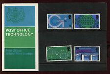 GB 1969 Post Office technology Presentation Pack #13 #C12028