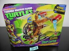 SEALED!! TMNT NICKELODEON DROP COPTER TURTLES AIRBORNE ASSAULT HELICOPTER 51-13