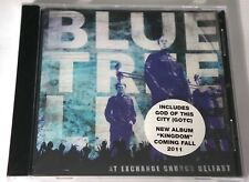 BLUE TREE Live At Exchange Church Belfast NEW Sealed CD Family Christian Sticker