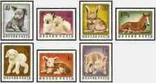 Timbres Animaux Hongrie 2404/10 ** lot 16304