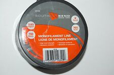 south bend fishing line clear monofilament m148 high knot strength 8lb 765yds