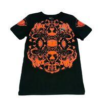 Nike Mamba Lion Snake Eyes Graphic T-Shirt Panther Size S Black